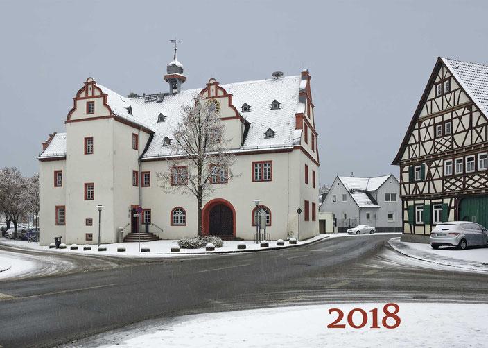 Der Pfungstadt-Kalender 2018 ist bei BaNi's in Pfungstadt erhältlich.