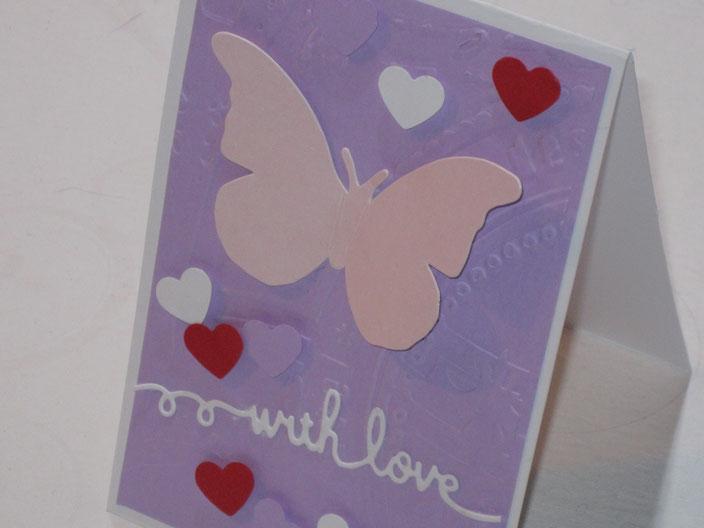 Scrapbook maken - With love