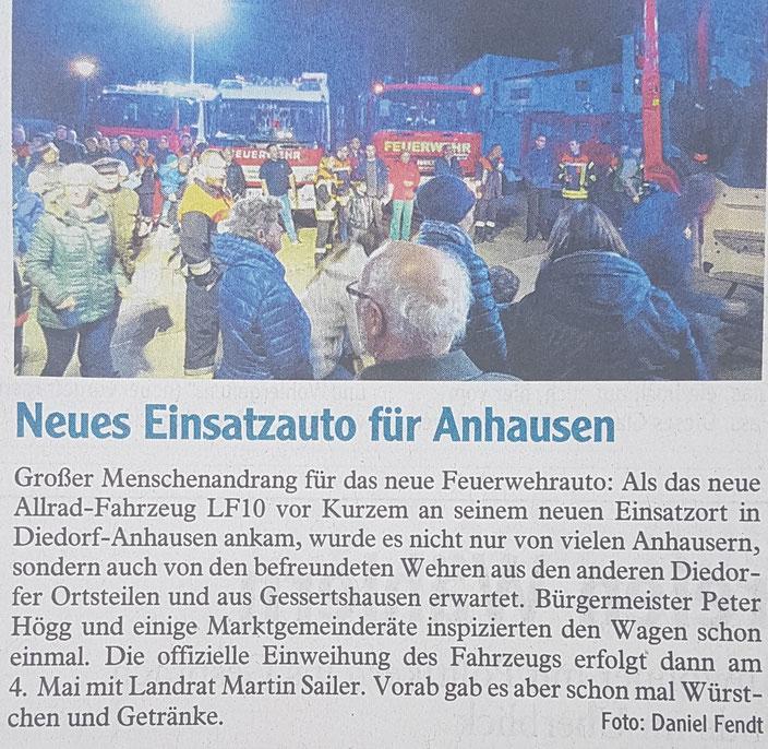 Augsburger Allgemeine, 02. März 2019