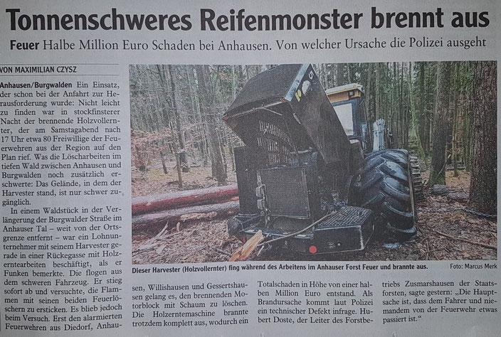 Augsburger Allgemeine, 03. Dezember 2018
