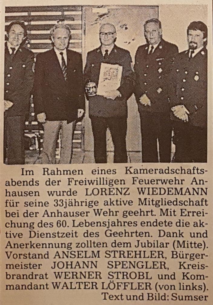 Stadtzeitung West, 1987