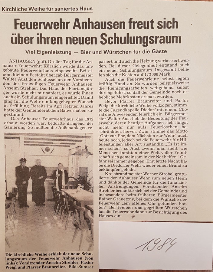 Augsburger Landbote, 11. Juli 1985