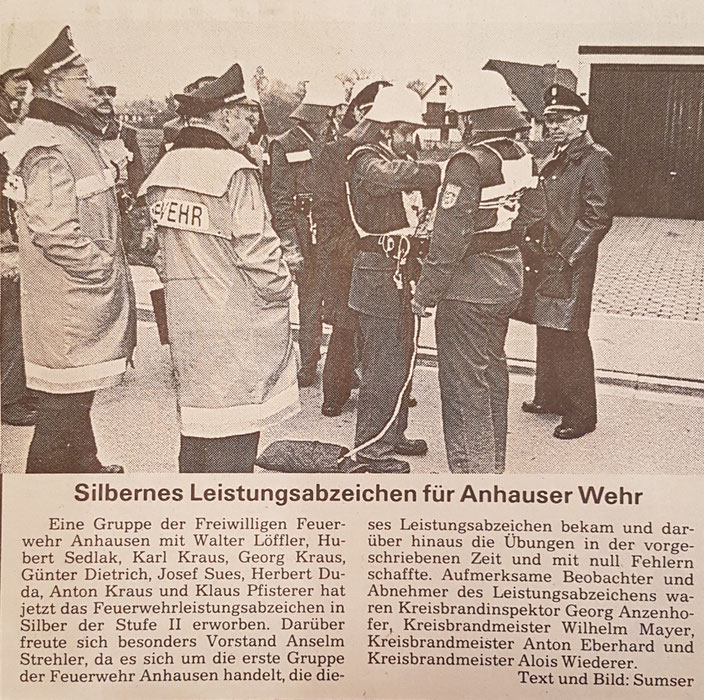 Augsburger Landbote, 1987