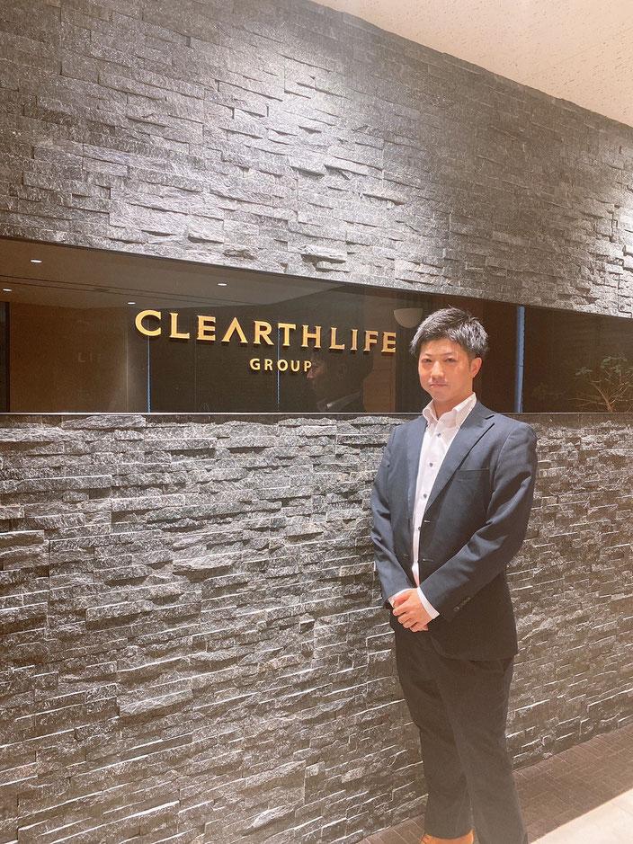 株式会社クレアスコミュニティーの林さん@菱和パレス高輪TOWER管理組合ブログ