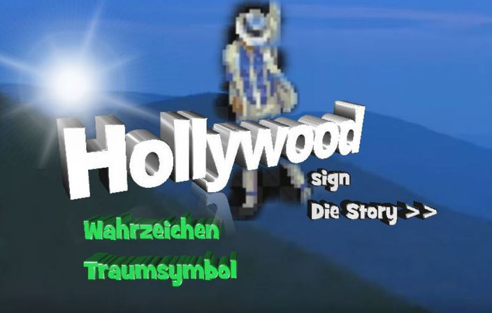 Hollywood Wahrzeichen Traumfabrik Weltenbummler USA Reisen Tourist Los Angeles Boulevard Strip Chinese Theatre Stars Filmstudio Filmindustrie