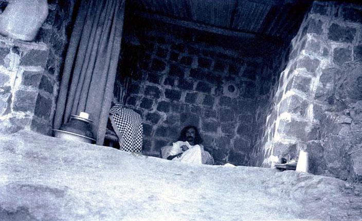 1930 : Ahmednagar, India ; photographed by Paul Brunton.