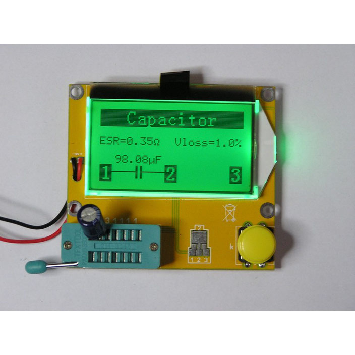 LCR T4 - Component Tester