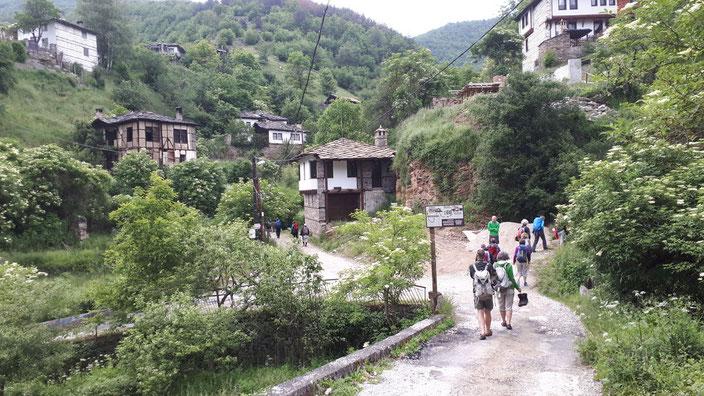 Die Dorfstraße