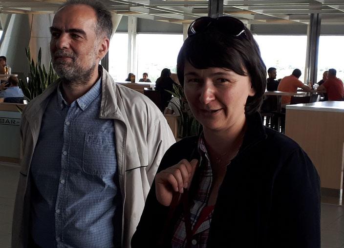 Tomas Belev und Tanya Schnell engagieren sich in der bulgarischen Zivilgesellschaft für mehr Naturschutz und Demokratie