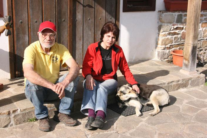 Hristo und Svetlana Raleva