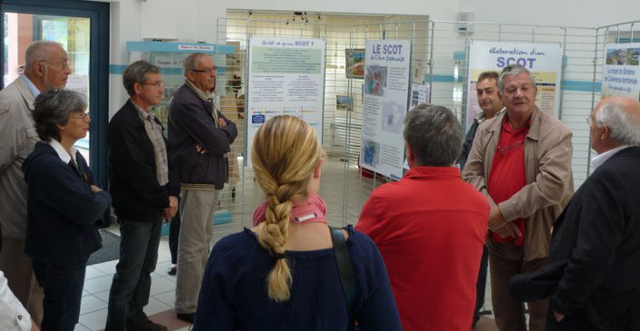 Exposition publique itinérante, Veynes, septembre 2012