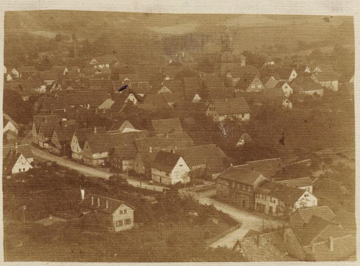 Fotografie um 1900 (geschätzt)