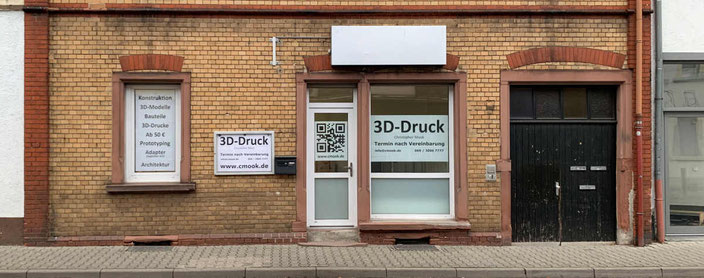 3D-Druck Christopher Mook in Frankfurt a. M. Sossenheim