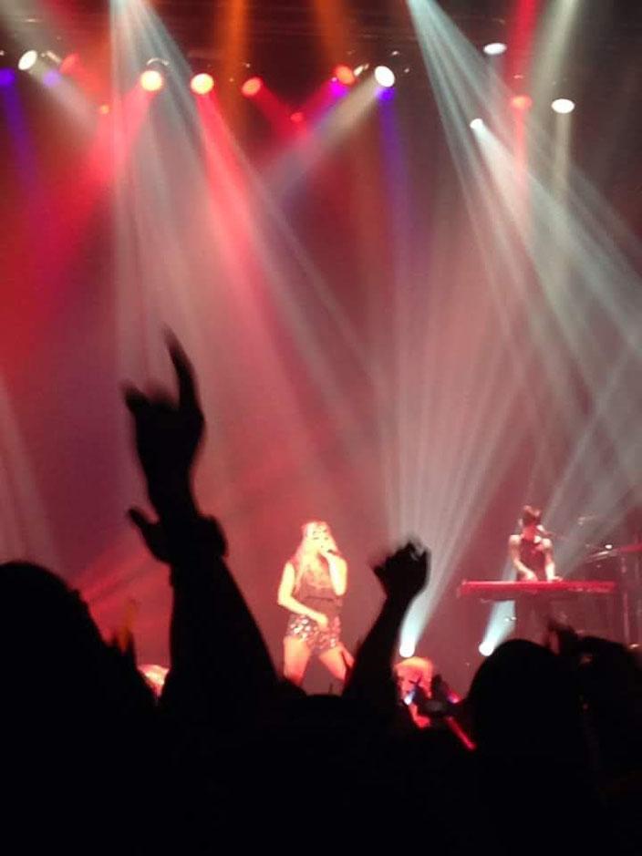 Kesha 2013 Tokyo