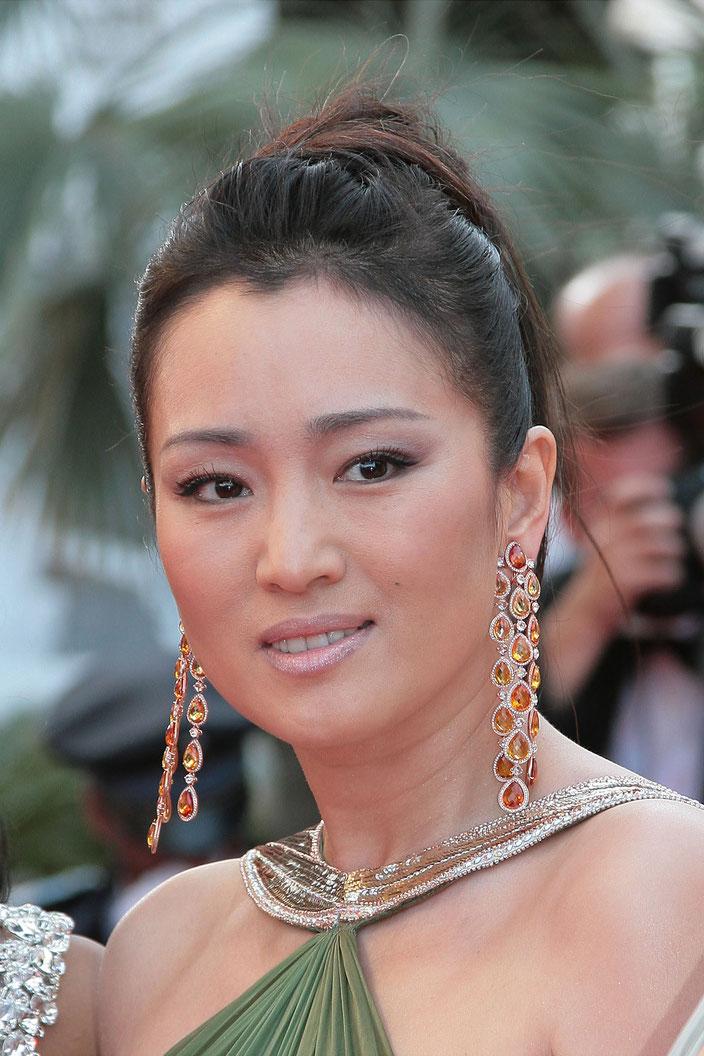 La sublime Gong Li au Festival de Cannes 2007 (©DR)