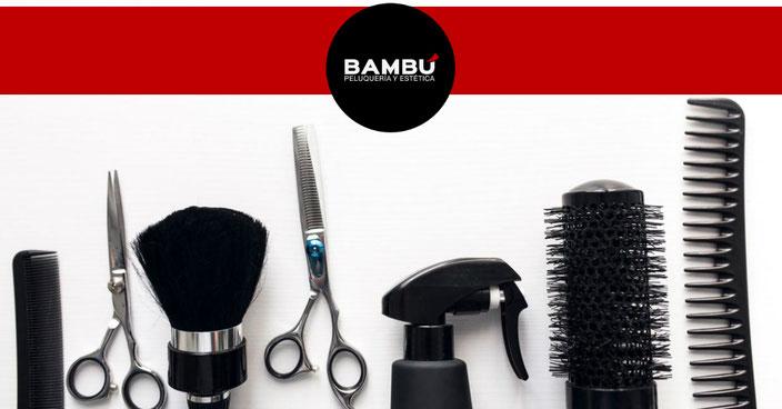 Contactar con Peluquerías Bambú