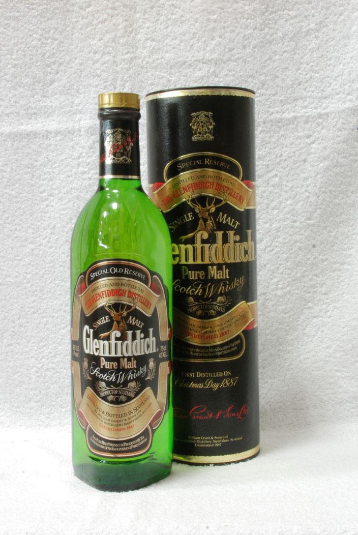 ウイスキー グレンフィディック