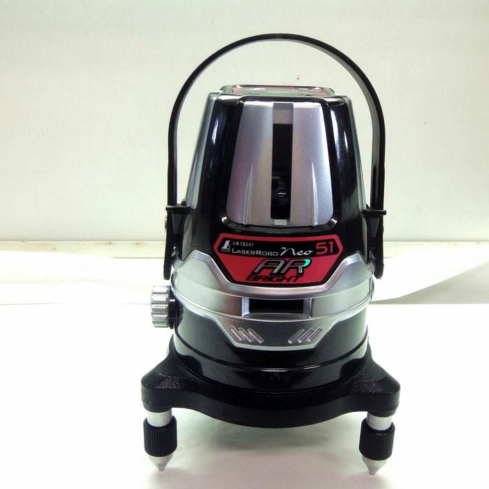 シンワ レーザー墨出し器
