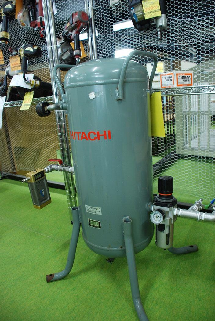 日立 ベビコン用空気タンク