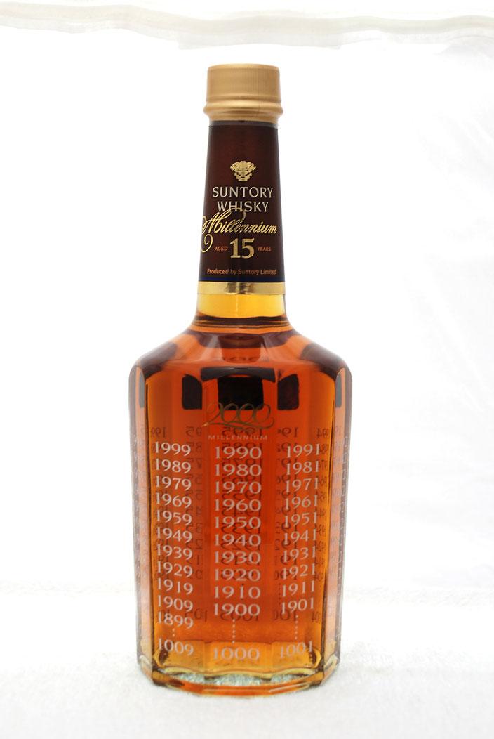 ウイスキー サントリー ミレニアム