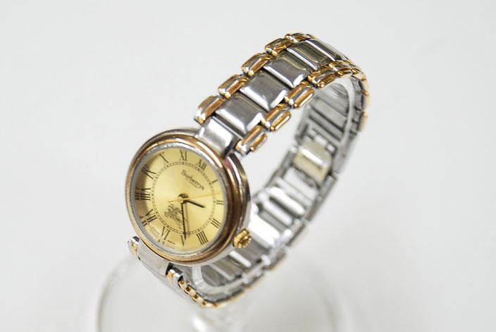 バーバリー 時計 リストウォッチ 高価買取