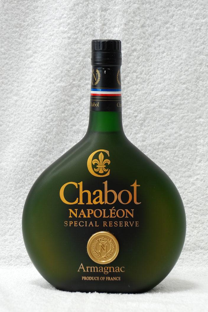 ブランデー シャボー ナポレオン