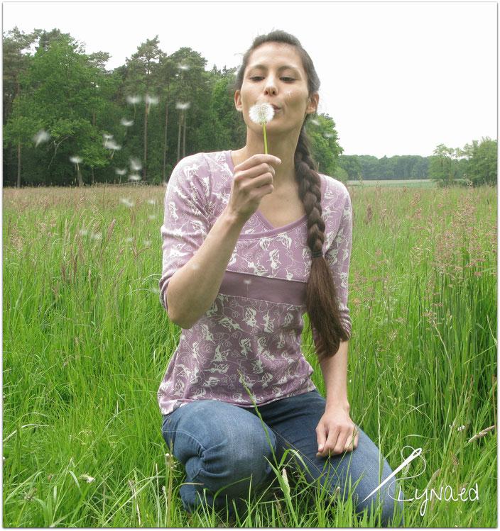 Elfengeflüster, lavender