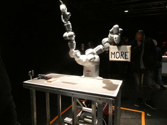 "Theaterprojekt ""Challenge my Fantasy"", Parkaue, Junges Staatstheater Berlin in Kooperation mit KleRo Januar 2019"