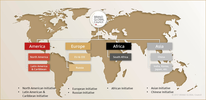Brand Global Council_America_Europe_Africa_Asia