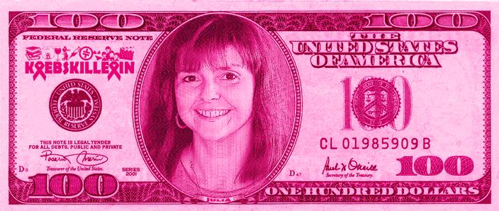 100-Dollar-Schein