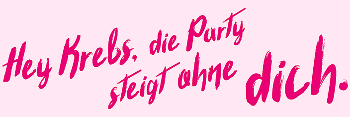 Race for Life - Slogan