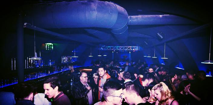 DJ RAINOX & DJ MEVO @ RELAX CLUB