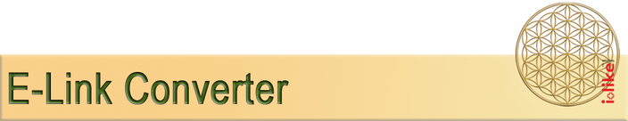E-Link Converter SmartMeter Linky Strommessung Gasmessung Wasserverbrauch messen Datenübertragung per Funk Hochfrequenz Streufelder Funkübertragungssystem Aura Mobiltelefon Smartphone Apple Samsung HP Steckdose Schalter Fernseher LED LAmpen LED Strahler