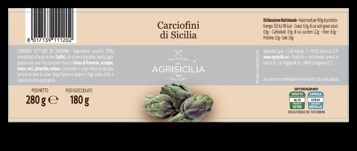 Carciofini di Sicilia