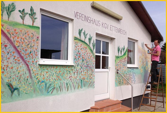Vereinhaus KGV Ettenreich