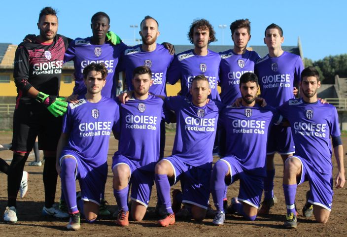 GIOIESE FOOTBALL CLUB TEAM