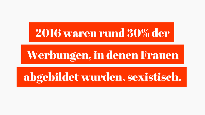 Sexismus in der Werbung RiekesBlog