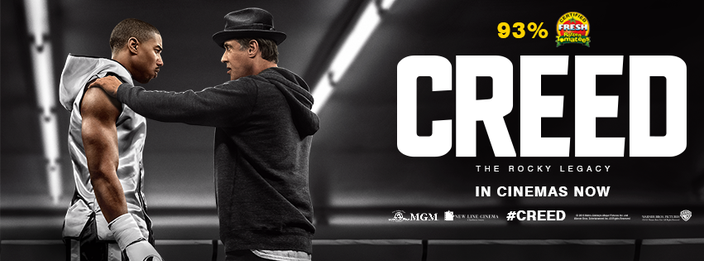 Micheal B Jordan and Sylvester Stallone are superb in Creed