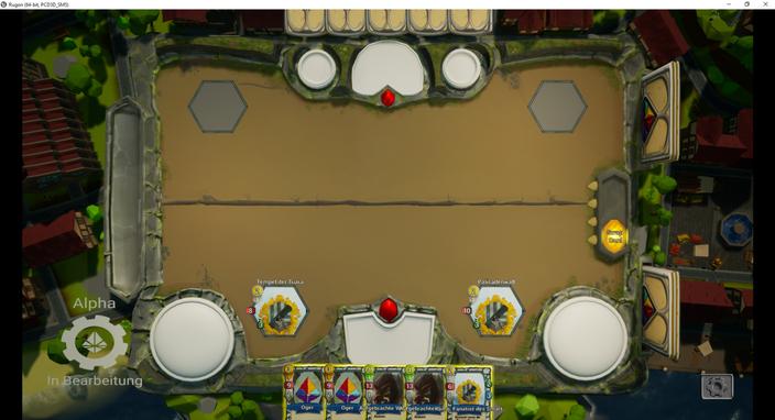 Erster Screenshot der neuen Map im Spiel