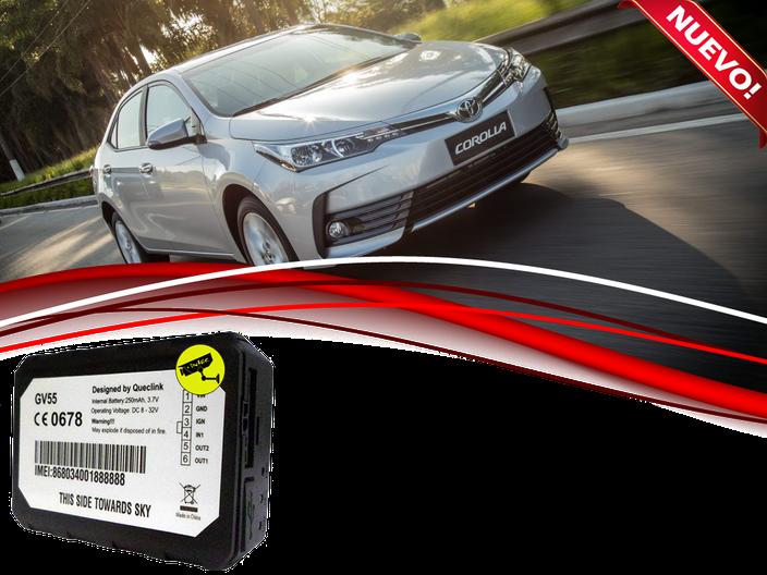 mini localizador gps de vehiculos con bateria interna
