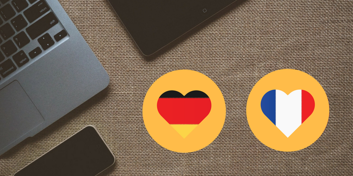 Deutsch-französische Dienstleistungen, Online Marketing Frankreich