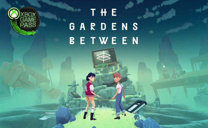 Xbox Game Pass, Yvonne, The Gardens Between, The Voxel Agents, Henrik Pettersson, Unity, Arina, Frendt, Zeit, Tim Shiel, Rätsel