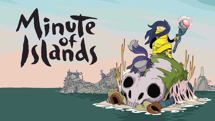 Titelbild von Minute of Islands von Studio Fizbin