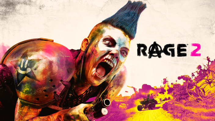 Rage 2, Bethesda, id Software, Doom, Wasteland, Goons, Ranger, Avalanche Studios, Apex Engine, Zenimax, Walker, Authority, Nanotrite, Overdrive, Shooter, Wingstick, Open World, FPS, Endzeit, Rage, Mutanten, Asteroid, Ödland, Nanotrit, Ark, Quest, Arche