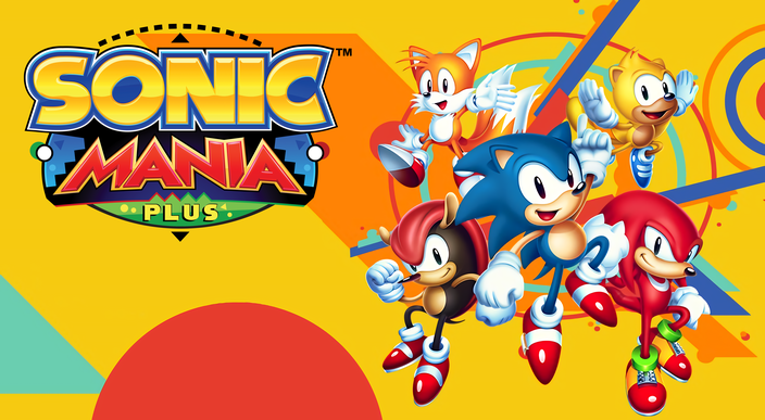 Sonic, Tails, Knuckles, Eggman, Robotnik, Sega, Hedgehog, Mega Drive, Platformer, Speed, Geschwindigkeit, Ringe, Roboter, Puyo Puyo, Green Hill Zone, Retro, Remaster, Sonic Mania, Sonic Mania Plus, Mighty, Ray