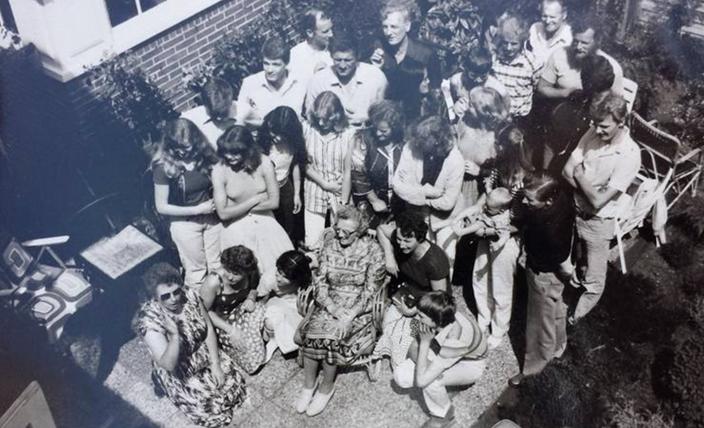familiedag jaren 80