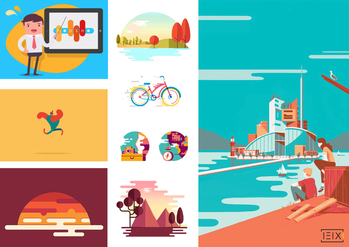 video, motion design, moodboard, animation