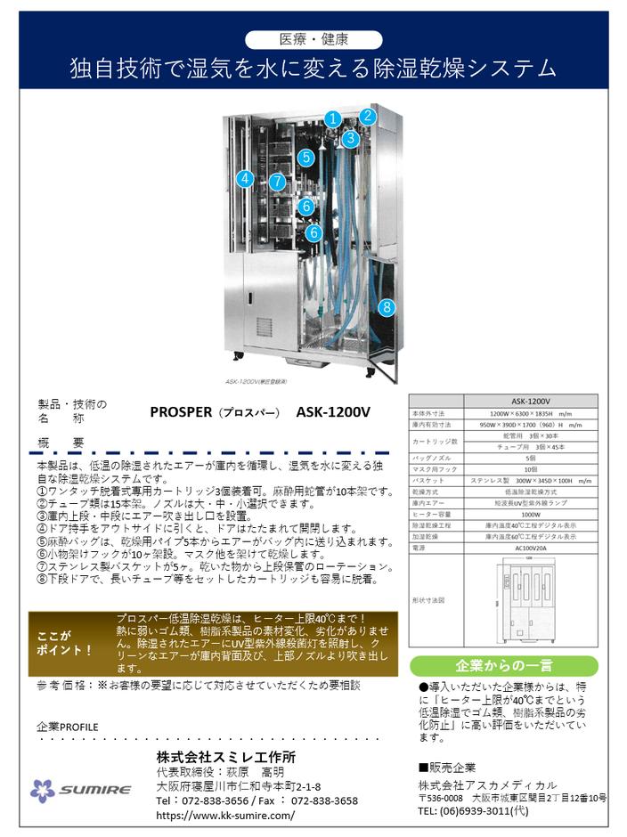 PROSPER ASK-1200V