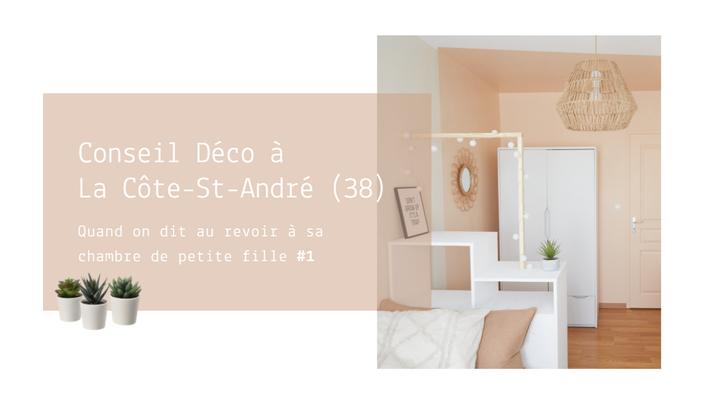 Conseil décoration intérieure pour chambre adolescente style bohème | La Déco d'Hélo à La Côte Saint André (38)
