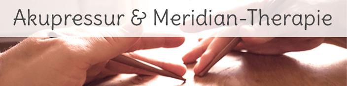 Akupressur, APM, Meridiantherapie in Spiez